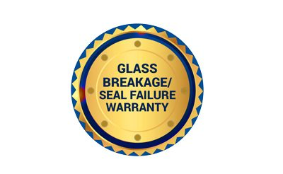 Glass Breakage, Seal Failure Warranty For Windows