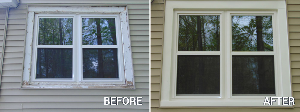 Vinyl Replacement Window