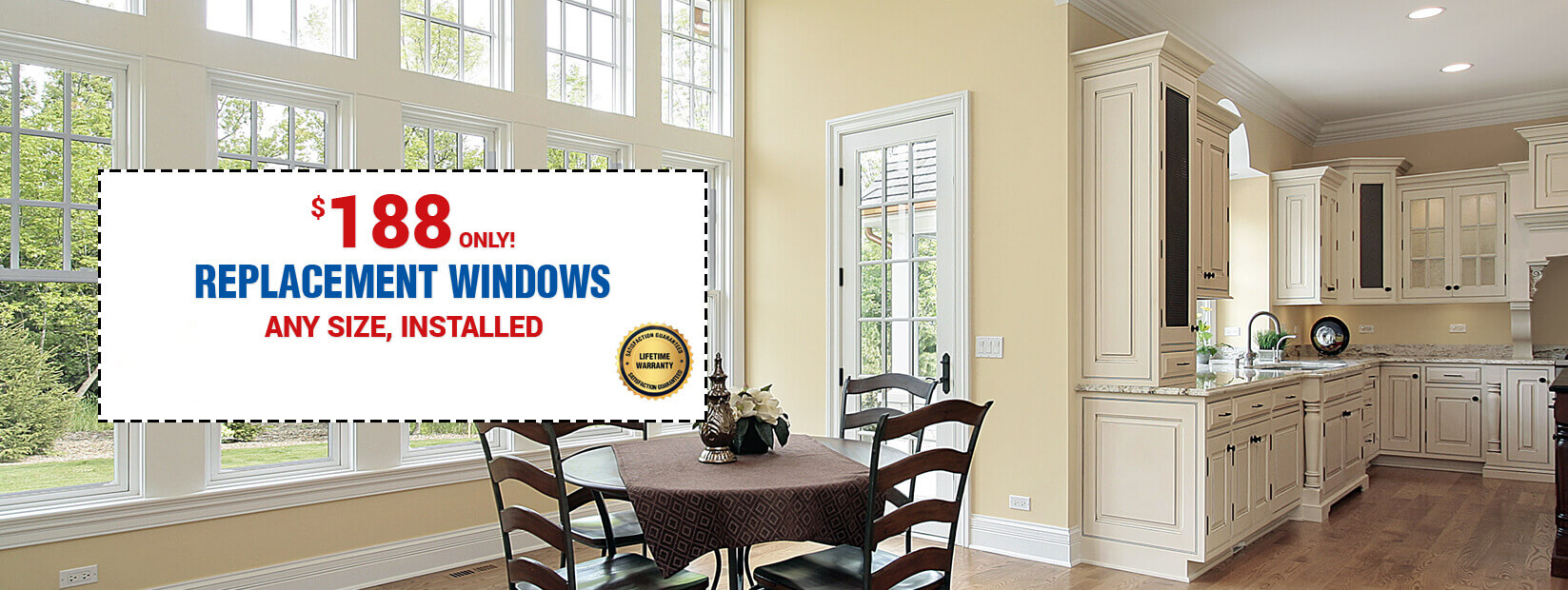 Replacement Windows Price, Hudson Valley NY