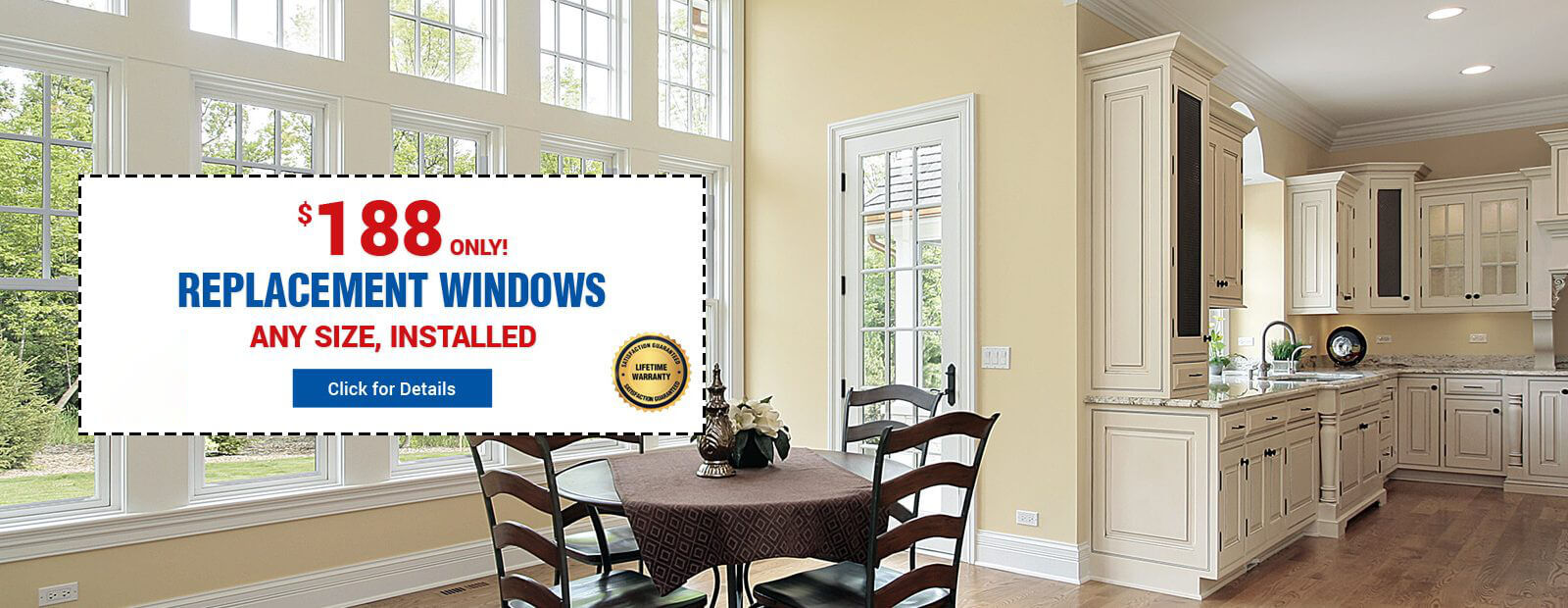 Vinyl Replacement Windows Kingston NY