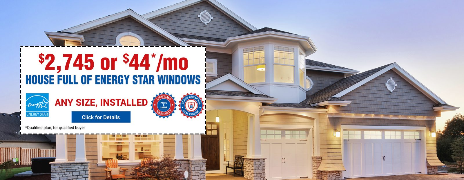 Energy Star Windows Warwick NY