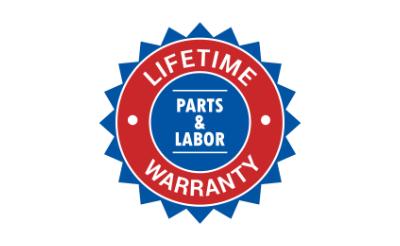 Lifetime Warranty on Replacement Windows
