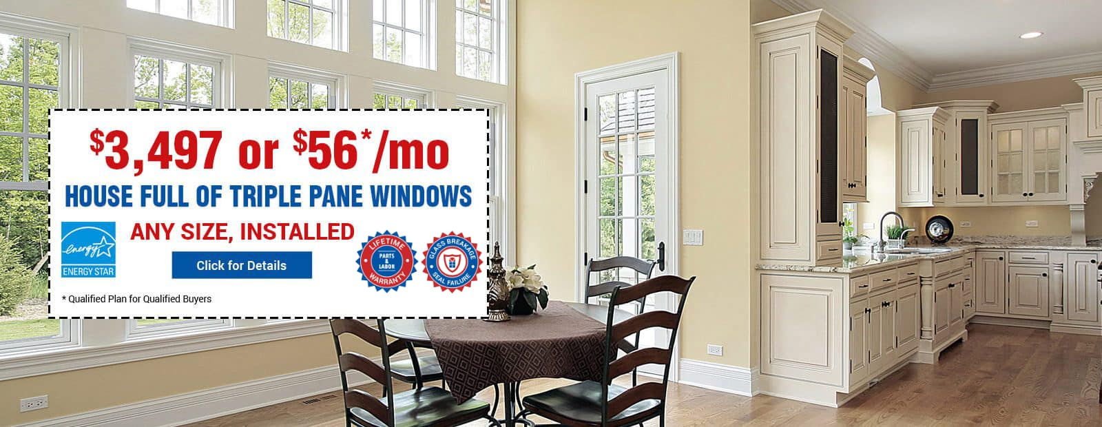 Triple Pane Energy Star Windows