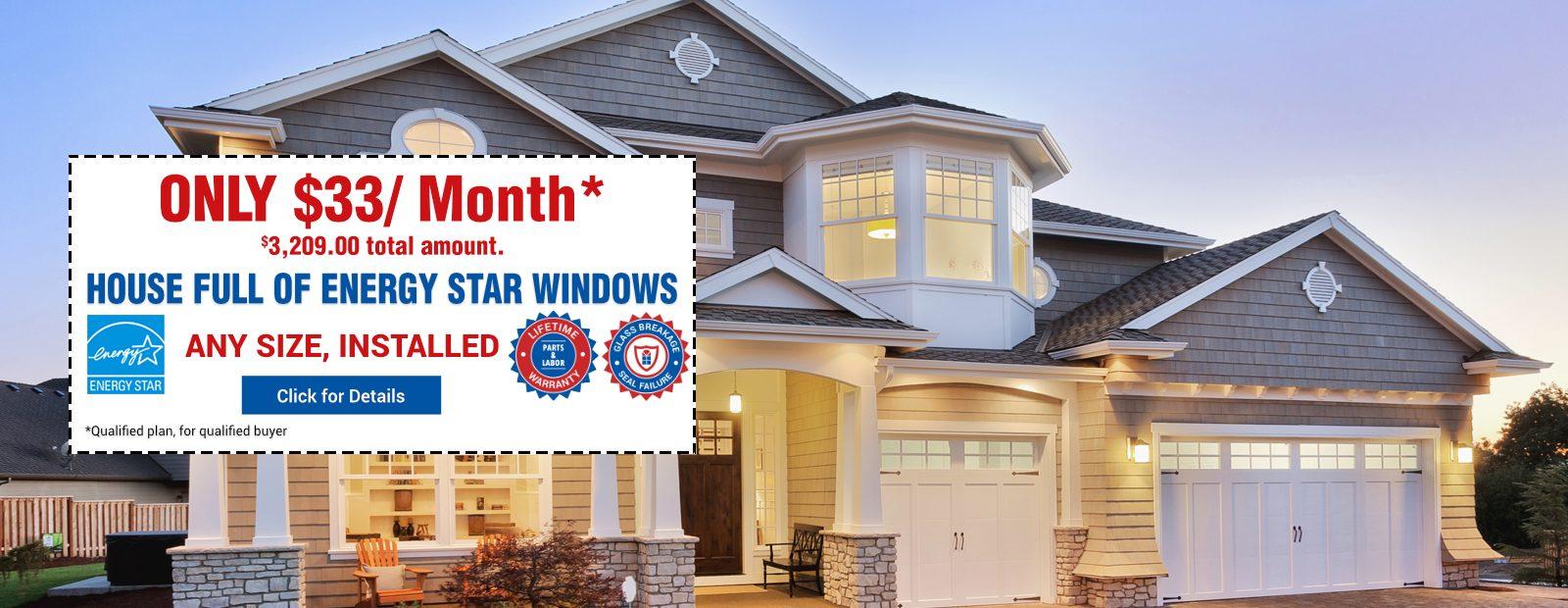 Energy Star Windows Warwick NY