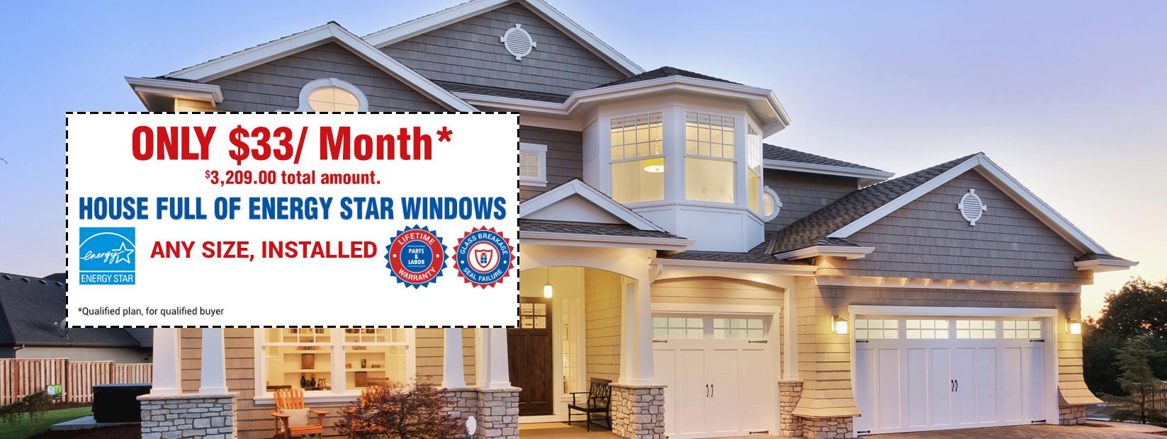 Energy Star Windows Warwick, NY